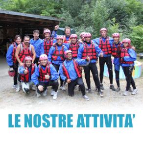 attività riveraction