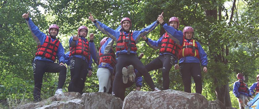 sport fluviali in valsesia