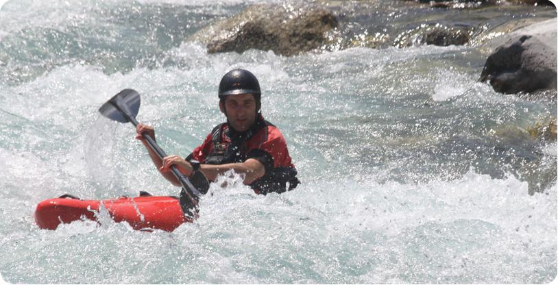 Kayak Valsesia e Val Chisone