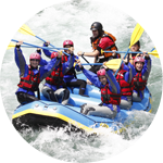 Rafting Riveraction